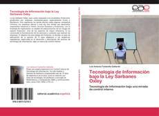 Portada del libro de Tecnología de Información bajo la Ley Sarbanes Oxley