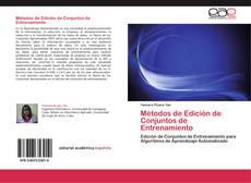 Bookcover of Métodos de Edición de Conjuntos de Entrenamiento
