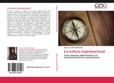 Capa do livro de La cultura organizacional
