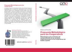 Portada del libro de Propuesta Metodológica para las Cooperativas
