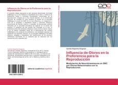 Capa do livro de Influencia de Olores en la Preferencia para la Reproducción
