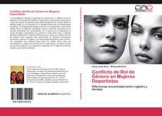 Capa do livro de Conflicto de Rol de Género en Mujeres Deportistas