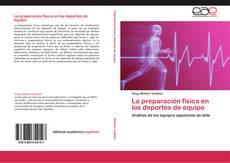 Portada del libro de La preparación física en los deportes de equipo