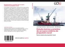 Обложка Estudio teórico y práctico de un nuevo sistema de propulsión naval