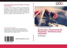 Capa do livro de Evolución y Taxonomía de Parásitos. Términos más utilizados
