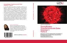 Bookcover of Termofluidos: Transferencia de Calor. Volumen 1   Tomo 2