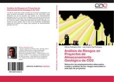 Bookcover of Análisis de Riesgos en Proyectos de Almacenamiento Geológico de CO2