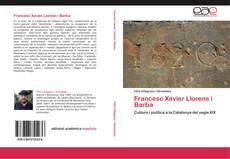 Borítókép a  Francesc Xavier Llorens i Barba - hoz