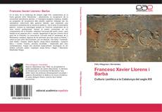 Bookcover of Francesc Xavier Llorens i Barba