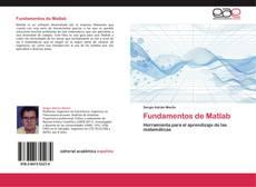 Обложка Fundamentos de Matlab