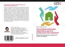 Fiscalidad ambiental: alternativa para la protección del ambiente的封面