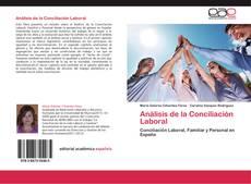 Análisis de la Conciliación Laboral的封面