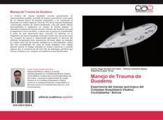 Capa do livro de Manejo de Trauma de Duodeno