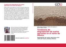 Tendencia de degradación de suelos agrícolas en el norte de México的封面