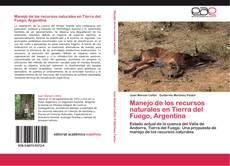 Обложка Manejo de los recursos naturales en Tierra del Fuego, Argentina