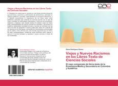 Capa do livro de Viejos y Nuevos Racismos en los Libros Texto de Ciencias Sociales