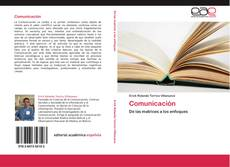 Buchcover von Comunicación