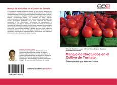 Portada del libro de Manejo de Nóctuidos en el Cultivo de Tomate