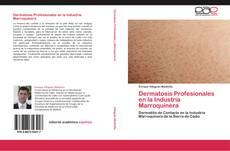 Buchcover von Dermatosis Profesionales en la Industria Marroquinera