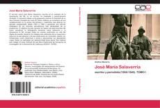 Portada del libro de José María Salaverría