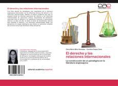 Portada del libro de El derecho y las relaciones internacionales