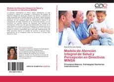 Portada del libro de Modelo de Atención Integral de Salud y Percepción en Directivos MINSA