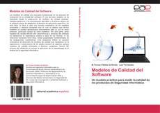 Capa do livro de Modelos de Calidad del Software