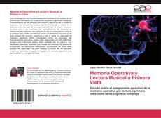 Bookcover of Memoria Operativa y Lectura Musical a Primera Vista