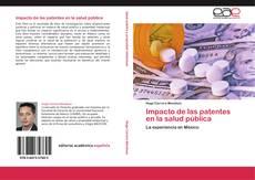 Borítókép a  Impacto de las patentes en la salud pública - hoz