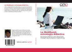 Buchcover von La WebQuest, estrategia didáctica