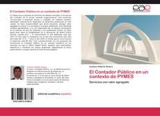 Buchcover von El Contador Público en un contexto de PYMES