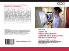 Capa do livro de Spect de Neurotransmisión: Utilidad en la Evaluación de Psicofámarcos