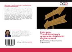 Capa do livro de Liderazgo Transformacional y Aceptación del Cambio Organizacional