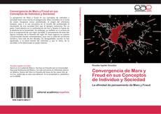 Buchcover von Convergencia de Marx y Freud en sus Conceptos de Individuo y Sociedad