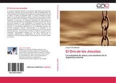Buchcover von El Oro de los Jesuitas