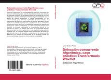 Обложка Detección concurrente Algorítmica, caso práctico: Transformada Wavelet