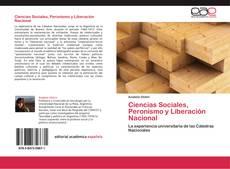 Copertina di Ciencias Sociales, Peronismo y Liberación Nacional