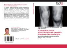 Обложка Aloinjertos óseos estructurales en tumores óseos de huesos largos