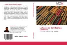 Portada del libro de La figura de don Rodrigo Calderón