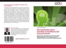 Copertina di Herramientas para Facilitar la Auditoría del Conocimiento