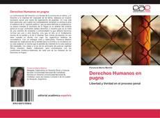 Portada del libro de Derechos Humanos en pugna