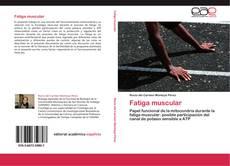 Bookcover of Fatiga muscular