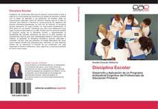 Buchcover von Disciplina Escolar
