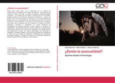 Capa do livro de ¿Existe la asexualidad?