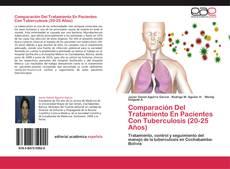 Portada del libro de Comparación Del Tratamiento En Pacientes Con Tuberculosis (20-25 Años)