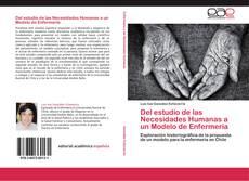 Bookcover of Del estudio de las Necesidades Humanas a un Modelo de Enfermería