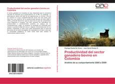 Portada del libro de Productividad del sector ganadero bovino en Colombia