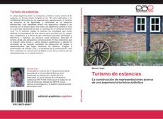 Bookcover of Turismo de estancias