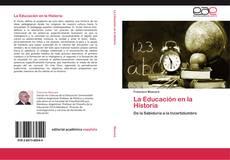 Buchcover von La Educación en la Historia