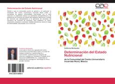 Buchcover von Determinación del Estado Nutricional